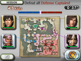 Samurai Warriors Chronicles Files