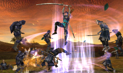 Samurai Warriors Chronicles Screenshots