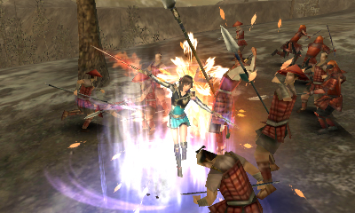 Samurai Warriors Chronicles Files