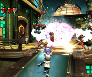 PlayStation Move Heroes Screenshots