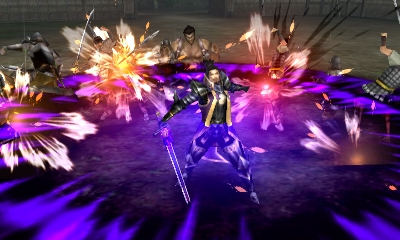 Samurai Warriors Chronicles Screenshots