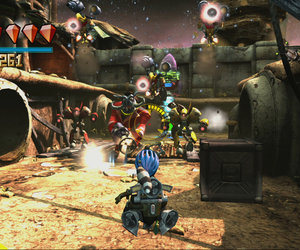 PlayStation Move Heroes Files