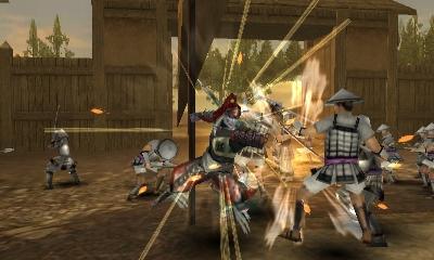 Samurai Warriors Chronicles Videos