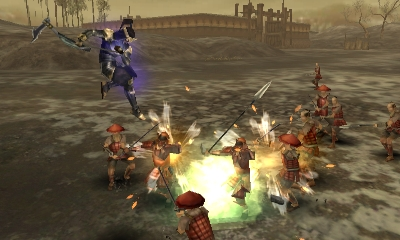 Samurai Warriors Chronicles Chat