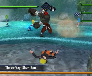 Naruto Shippuden: Kizuna Drive Screenshots