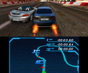 Asphalt 3D Screenshots