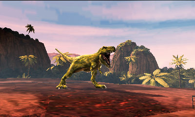 Combat of Giants: Dinosaurs 3D Screenshots