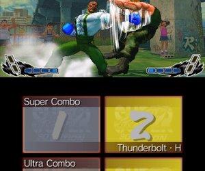 Super Street Fighter IV 3D Edition Videos