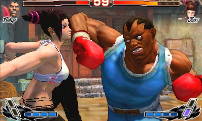 Super Street Fighter IV 3D Edition Screenshots