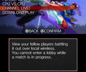 Super Street Fighter IV 3D Edition Chat