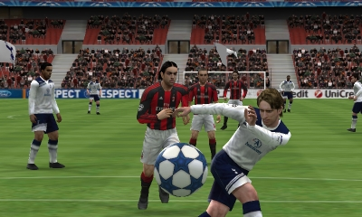 Pro Evolution Soccer 2011 3D Chat