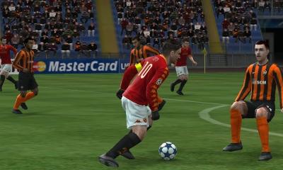 Pro Evolution Soccer 2011 3D Chat