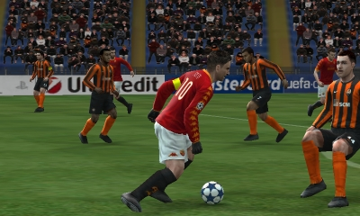 Pro Evolution Soccer 2011 3D Files