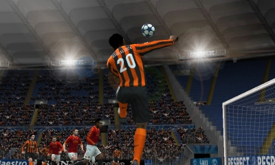 Pro Evolution Soccer 2011 3D Videos