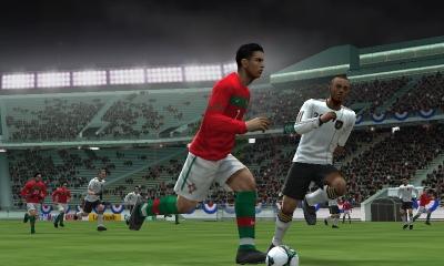 Pro Evolution Soccer 2011 3D Screenshots