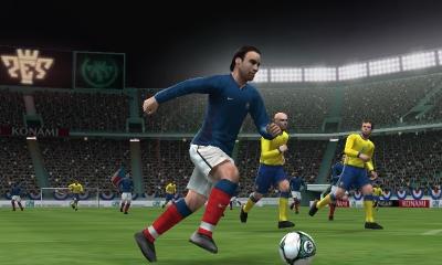 Pro Evolution Soccer 2011 3D Files