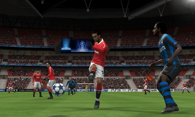 Pro Evolution Soccer 2011 3D Screenshots
