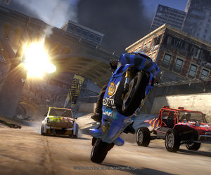MotorStorm Apocalypse Chat