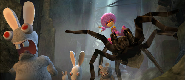 Raving Rabbids Party Collection News