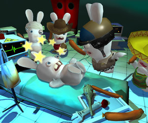 Raving Rabbids Party Collection Chat