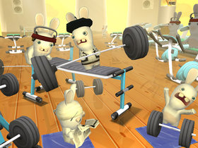 Raving Rabbids Party Collection Screenshot from Shacknews