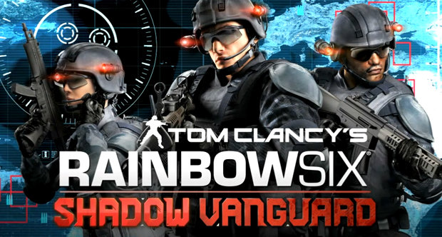 Tom Clancy's Rainbow Six: Shadow Vanguard TopStory