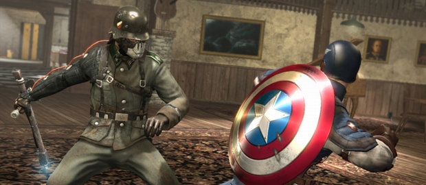Captain America: Super Soldier News