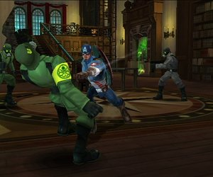 Captain America: Super Soldier Files