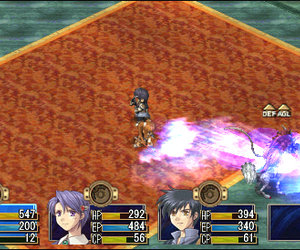 The Legend of Heroes: Trails in the Sky Chat