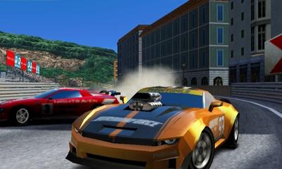 Ridge Racer 3D Screenshots