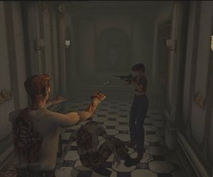 Resident Evil: Code Veronica X Files