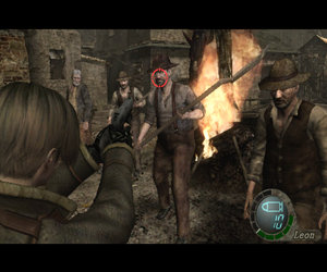 Resident Evil 4 Screenshots