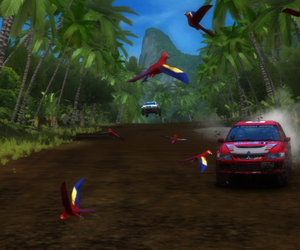 Sega Rally Online Arcade Chat
