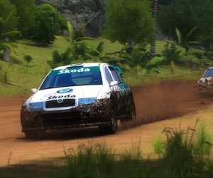 Sega Rally Online Arcade Screenshots