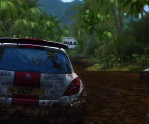 Sega Rally Online Arcade Screenshots