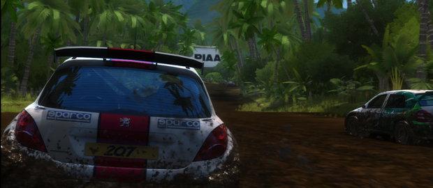 Sega Rally Online Arcade News