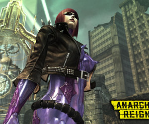 Anarchy Reigns Files