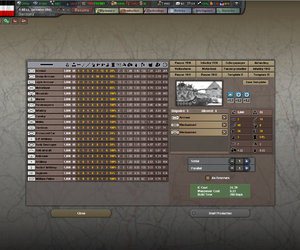 Hearts of Iron III: For the Motherland Screenshots