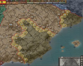 Hearts of Iron III: For The Motherland Screenshot from Shacknews