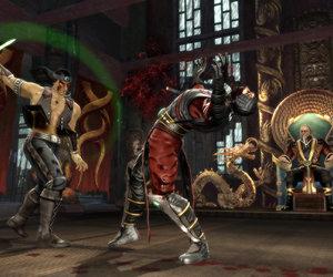 Mortal Kombat Screenshots