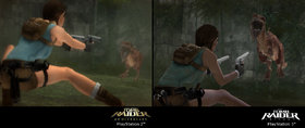 Tomb Raider Trilogy Screenshot from Shacknews