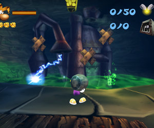 Rayman 3D Chat