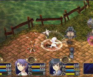 The Legend of Heroes: Trails in the Sky Screenshots