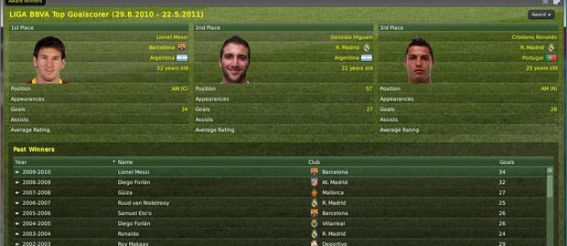 Football Manager 2011 News