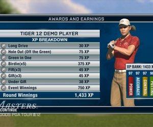 Tiger Woods PGA Tour 12: The Masters Screenshots