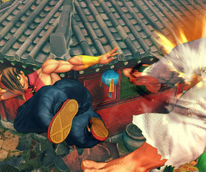Super Street Fighter IV Arcade Edition Chat