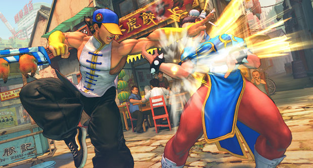 Super Street Fighter IV Arcade screenshots