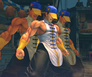 Super Street Fighter IV Arcade Edition Screenshots