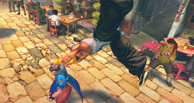 Super Street Fighter 4 Arcade to get '2012 Edition' patch