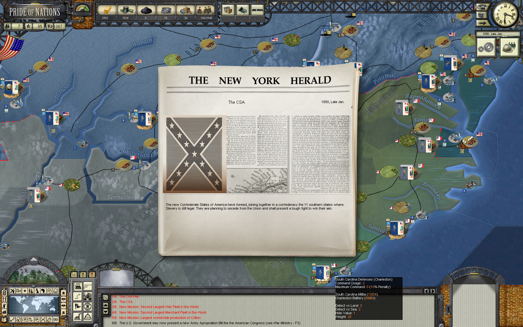 pride of nations strategy guide
